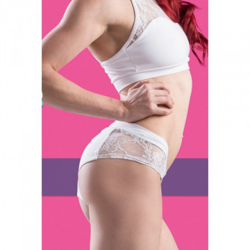 POINT OUT POLE WEAR - WHITE SWAN SHORT