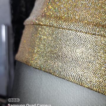 Polerina Anela – Anela - Golden oro con rete a maglia fine (serie speciale)