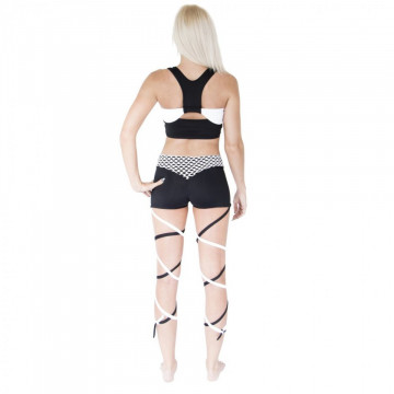 WINK POLE Dance Justice Crop Top W0193
