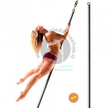 X-pole X Fly Pole palo snodato libero PRO Inox ( spedizione inclusa )