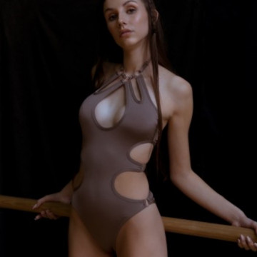 Bandurska Design EVERLY - BODYSUIT