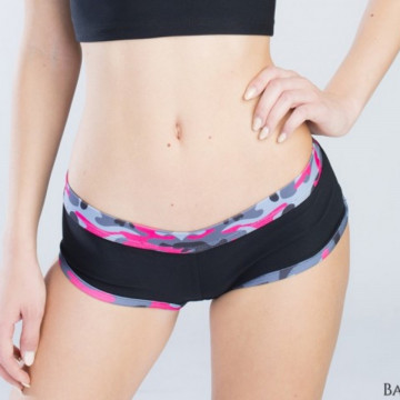 Bandurska Design - Morning Jog Crop Short express
