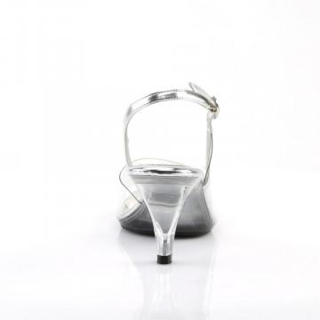 Fabulicious BELLE-350 Clr-Slv/Clr