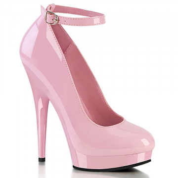 Fabulicious SULTRY-686 B. Pink Pat/B. Pink