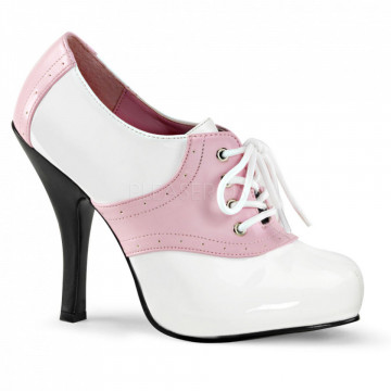 Funtasma SADDLE-48 B.Pink-Wht Pat