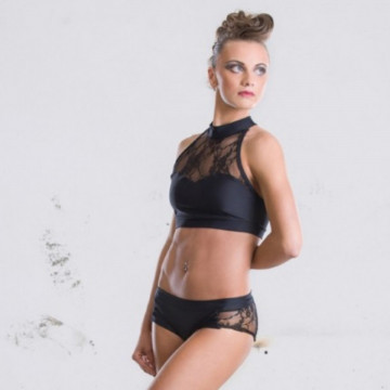 POINT OUT POLE WEAR - Black Swan SET subito 24h