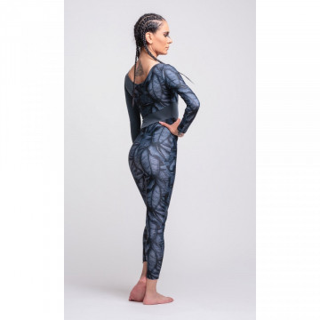 Point Out wear Havana Unitard