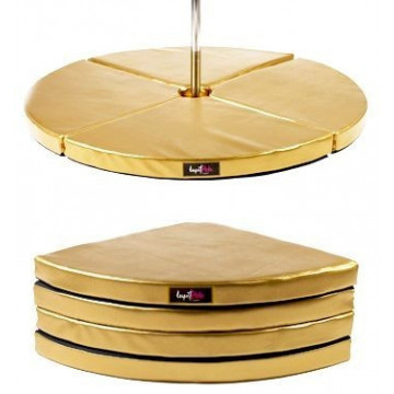 Materassino Poledance Lupit Premium 8cm spedizione gratis