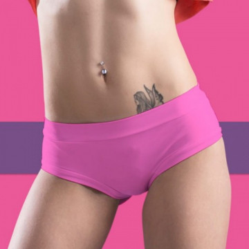 POINT OUT POLE WEAR - SHORT SORBET subito 24h