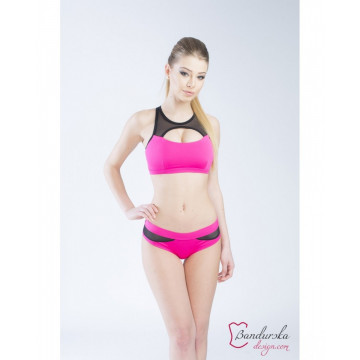 Bandurska Design - Pink Lake Top