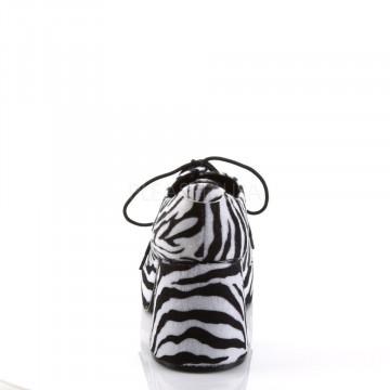 Funtasma JAZZ-02 Zebra Fur