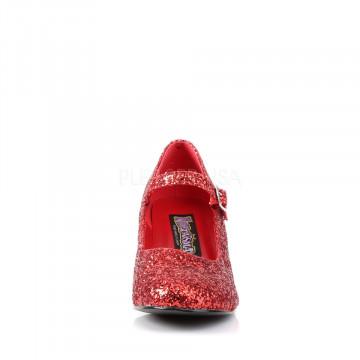 Funtasma SCHOOLGIRL-50G Red Gltr
