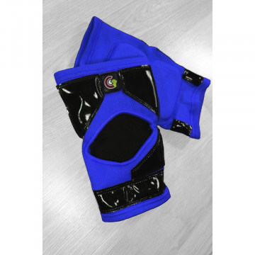 Mighty grip 2 Ginocchiere OG Tack LONG Blu scuro
