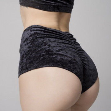 RAD EVE BOTTOM BLACK VELVET consegna 24 ore