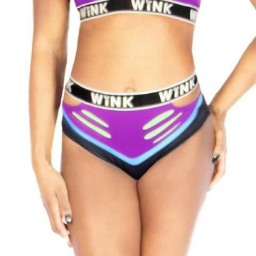 Wink - Athena High Waist Shorts W0199