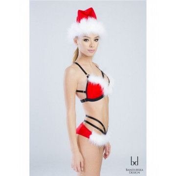 Bandurska Design - CHRISTMAS GIRL - SET