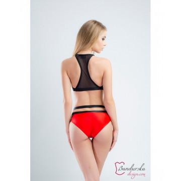 Bandurska Design - Moulin Rouge Top