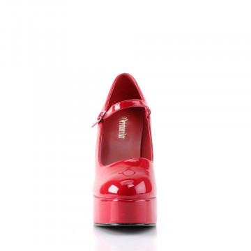 Demonia DOLLY-50 Red Pat