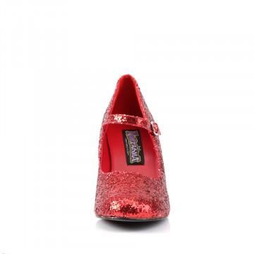 Funtasma GLINDA-50G Red Gltr