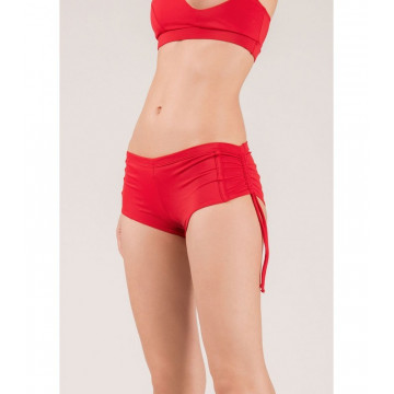 MADEMOISELLE SPIN - SHORT COCO PASSION ROUGE