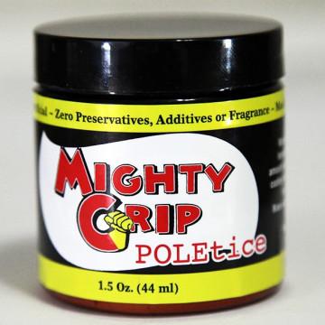Mighty grip antisudorazione 44ml polvere maschera per iper sudorazione