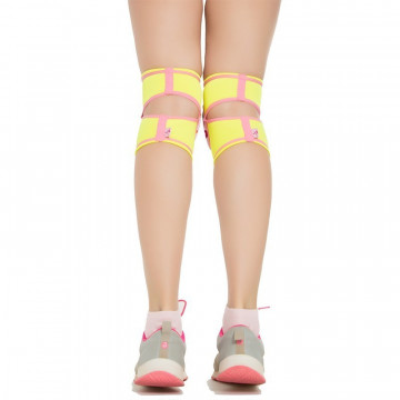 Polecandy Knee Pads Gelato CupCakes Ginocchiere SUbito !!!
