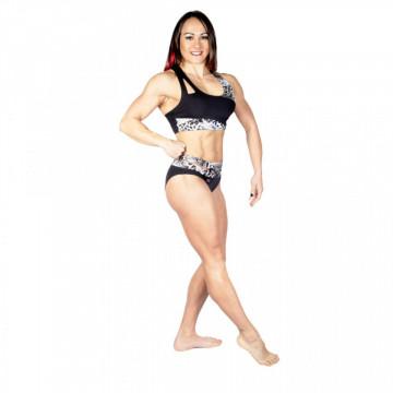 WINK POLE Dance CORETTA top compressivo sportivo