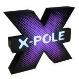 Xstage Xpole Lite - ricambi PEDANA SPICCHI NERI METALLO