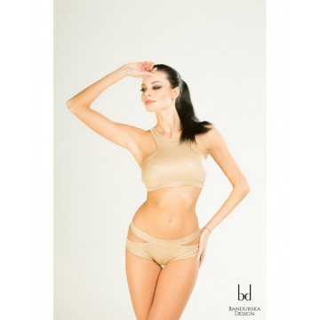 Bandurska Design - GOLD DUST Short consegna 24 ore