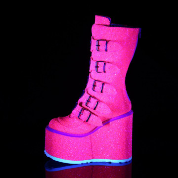 Demonia SWING-230G Pink Glitter