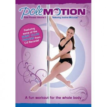 DVD Polemotion polefitness workout