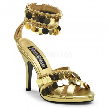 Funtasma GYPSY-03 Gold Pu