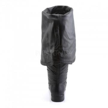 Funtasma MAVERICK-2045 Blk Leather (P)