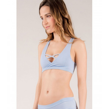 MADEMOISELLE SPIN - TOP PIGALLE HORIZON BLUE