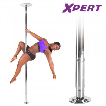 Palo Pole dance X-Pole X-PERT NXN static e spinning