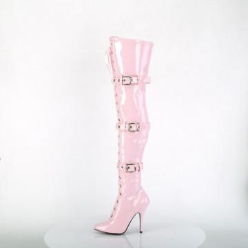 Pleaser SEDUCE-3028 B. Pink Str. Pat