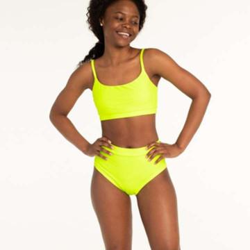 Polerina Wear - Basic top Neon