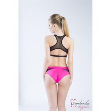 Bandurska Design - Pink Lake Short