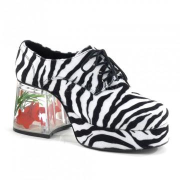 Funtasma PIMP-02 Zebra Fur