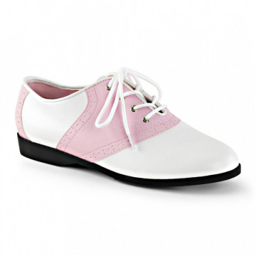 Funtasma SADDLE-50 B.Pink-Wht Pu