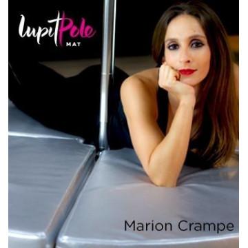 Materassino Poledance Lupit Premium 8cm 4 colori + spedizione