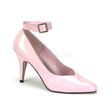 Pleaser DREAM-431W Baby Pink Pat