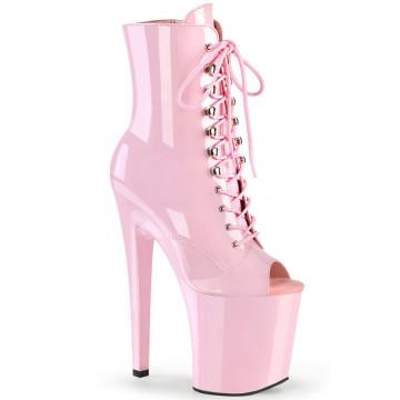 Pleaser XTREME-1021 B. Pink Pat/B. Pink