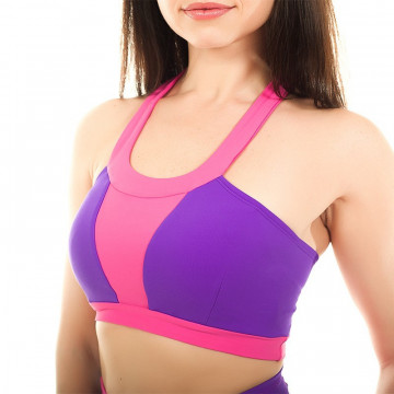 Pole Candy Wear - Top Dita S Raspberry viola disponibile subito