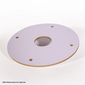 Safe Plate Dome Xpole Xpert spedizione dal negozio h24