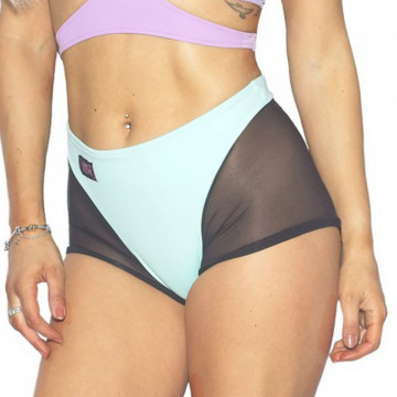 WINK POLE Intimates THONG SHORTS W0246 in 2 colori