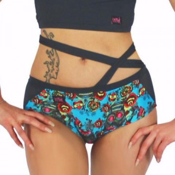 WINK POLE Xena Shorts W0169 - h24