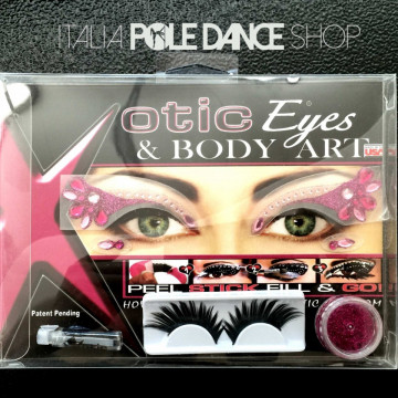Xotic Eyes Bella Blush
