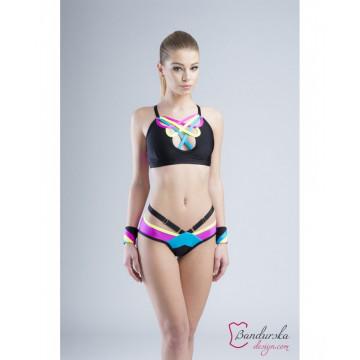 Bandurska Design - Orchid Top ultimi pezzi Spedizione 24 ore