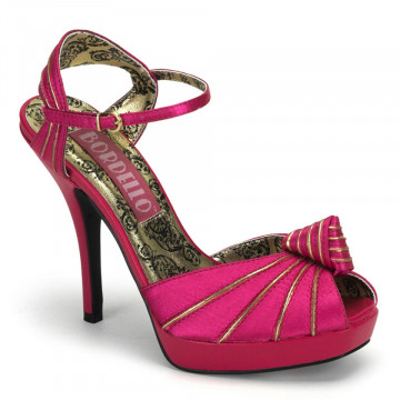Bordello PREEN-16 Fuchsia Satin